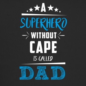 Father's Day! Superhero! Dad! Daddy! - Trucker Cap
