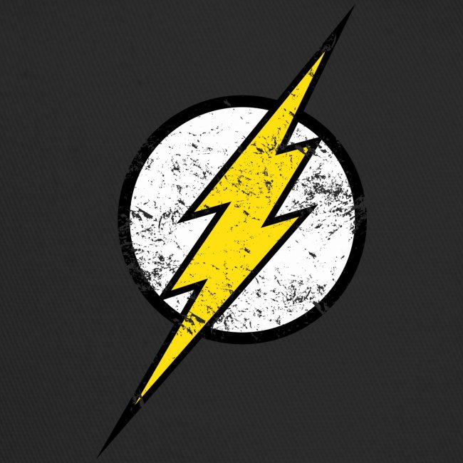 DC Comics Justice League Flash Logo