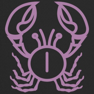 lobster purple - Trucker Cap