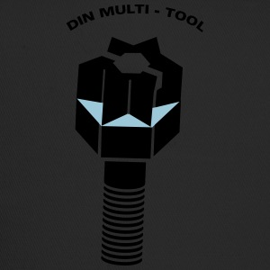 DIN MULTITOOL - Trucker Cap