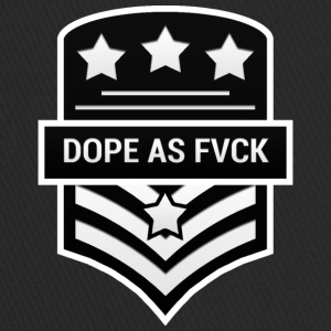 Dope Comme Fvck - Trucker Cap