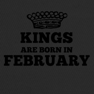 Kings are born in february - Trucker Cap