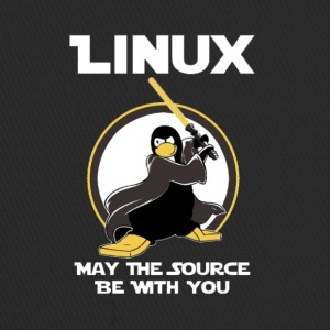 may_the_linux_source - Trucker Cap