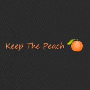 Keep the sweet peach with peach - Trucker Cap