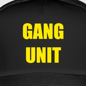 Gang Unit - Trucker Cap
