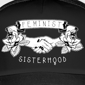 Feminist sisterhood - Trucker Cap