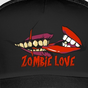 ZOMBIE LOVE - Trucker Cap