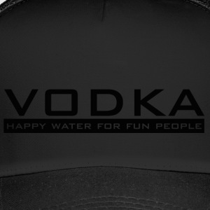 Vodka - agua feliz - Trucker Cap