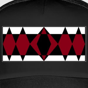 diamants - Trucker Cap