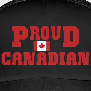 Proud Canadian - Trucker Cap