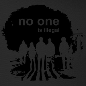 no one is illegal - Trucker Cap