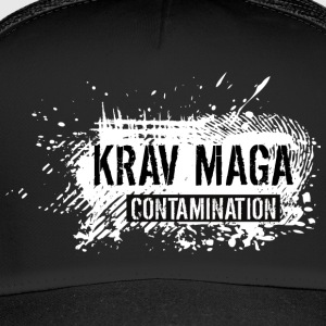 krav maga contamination - Trucker Cap