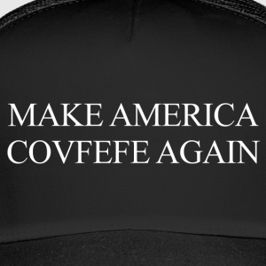 Make Amerika Cofveve Again! - Trucker Cap