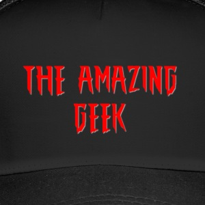 The Amazing Geek - Trucker Cap