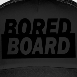 Bored-Board - Trucker Cap