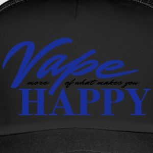 Vape Happy - Trucker Cap