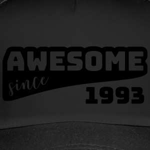 Awesome siden 1993 / Birthday-Shirt - Trucker Cap