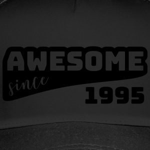 Awesome siden 1995 / Birthday-Shirt - Trucker Cap