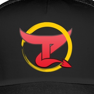 Red And Yellow Official - Trucker Cap