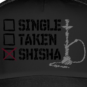 SINGLE SHISHA PRESO - Trucker Cap