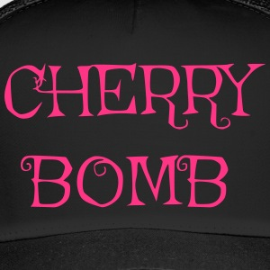 Cherry Bomb - Trucker Cap
