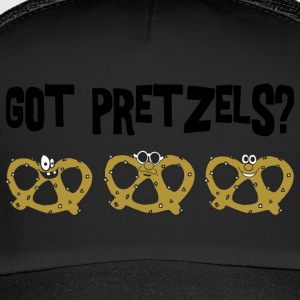Got Pretzels - Trucker Cap