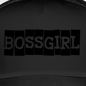 BOSS GIRL - Trucker Cap