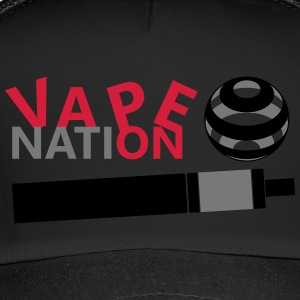 Vape On - Vape Nation - Trucker Cap