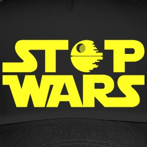 Stop Wars - Trucker Cap