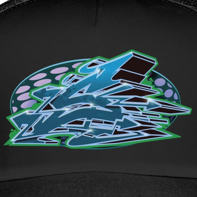 S Graffiti Letter