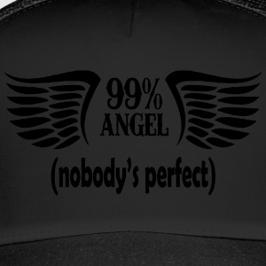 99% angel - Trucker Cap