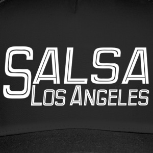 Salsa Los Angeles wit - Salsa Dance Shirts - Trucker Cap