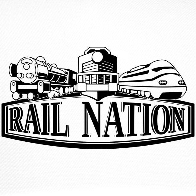 RN logo black