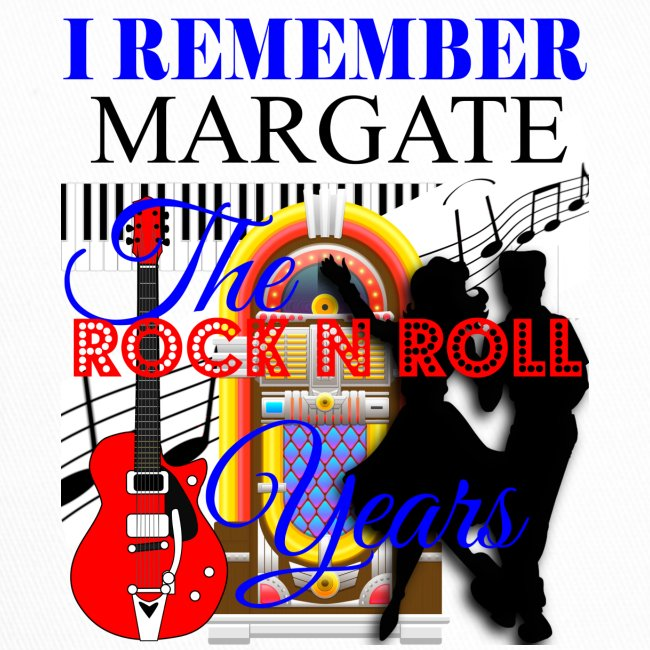 REMEMBER MARGATE - THE ROCK ROLL YEARS 1950's
