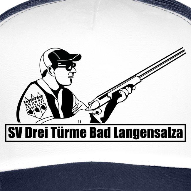 Logo auf dem Rücken