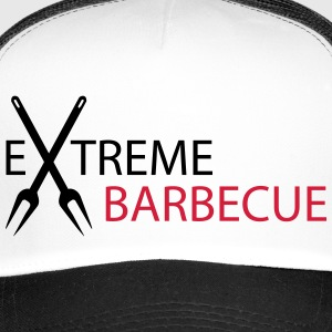 estrema barbecue - Trucker Cap