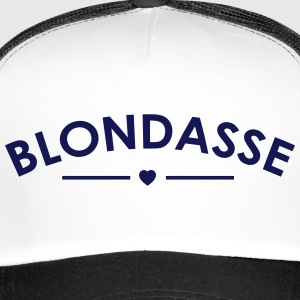 Blondine - Trucker Cap