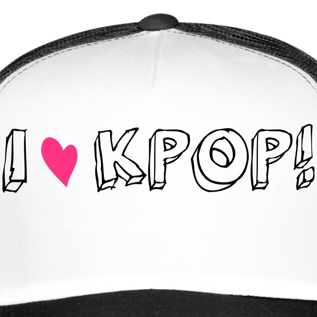 I love kpop!