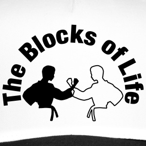The Blocks of Life - Trucker Cap