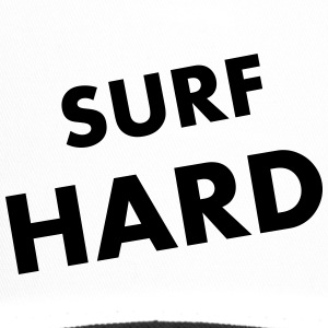 Surf Hard - Trucker Cap