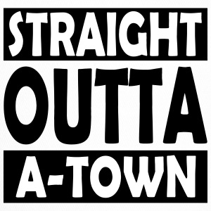 Straight Outta A-Town - Trucker Cap