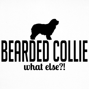 BEARDED COLLIE what else - Trucker Cap