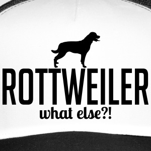 ROTTWEILER what else - Trucker Cap