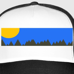sunrise - Trucker Cap