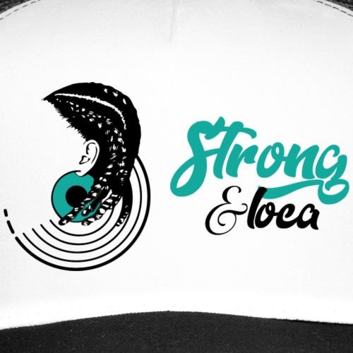 La Collection  Strong & Loca  - Trucker Cap