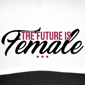 The Future is Female - muttertag - Trucker Cap