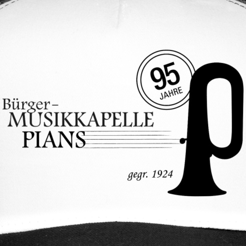 Jubiläumskollektion 95 Jahre MK Pians - Trucker Cap