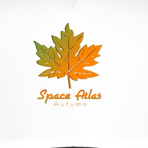 Ladies Long Sleeve Shirt Autumn Atlas Space - Trucker Cap