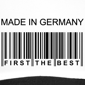 Germany First - The Best First - Trucker Cap