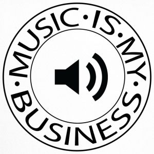 Music is my Business - Trucker Cap